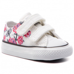 Tenisi copii Converse Chuck Taylor All Star Pretty Strong Hook 763545C